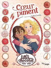 Les Filles Au Chocolat 10 Coeur Piment Veronique Grisseaux Al Ash A Passe Deux Semaines En Angleterre Livre Electronique Livre Numerique Nouveautes Bd