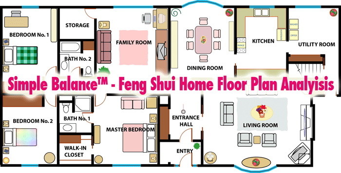 Pin By Sarah Boswell On Small Villa In 2020 Feng Shui Floor Plan Feng Shui Bedroom Tips Floor Plans