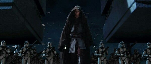 Vader And The 501st March On The Jedi Temple Star Wars Episodes Star Wars Fandom Anakin Skywalker