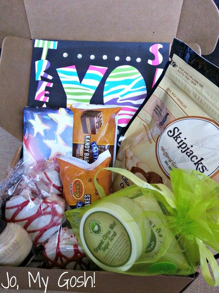 Treat Yo Self Care Package Staff gifts, Packaging, Self care