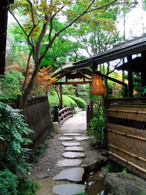 Japanese Garden Ideas Landscaping Kyoto Japan