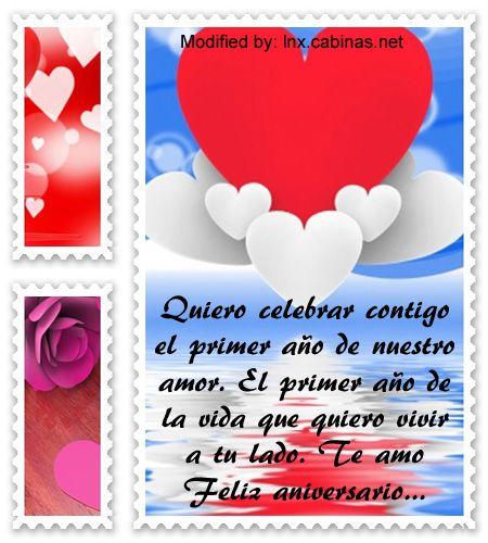 Descargar Mensajes De Amor Para Aniversario De Novios Mensajes