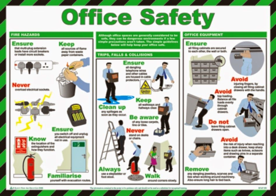 Office Safety Search for Expert Industrial Cleaning