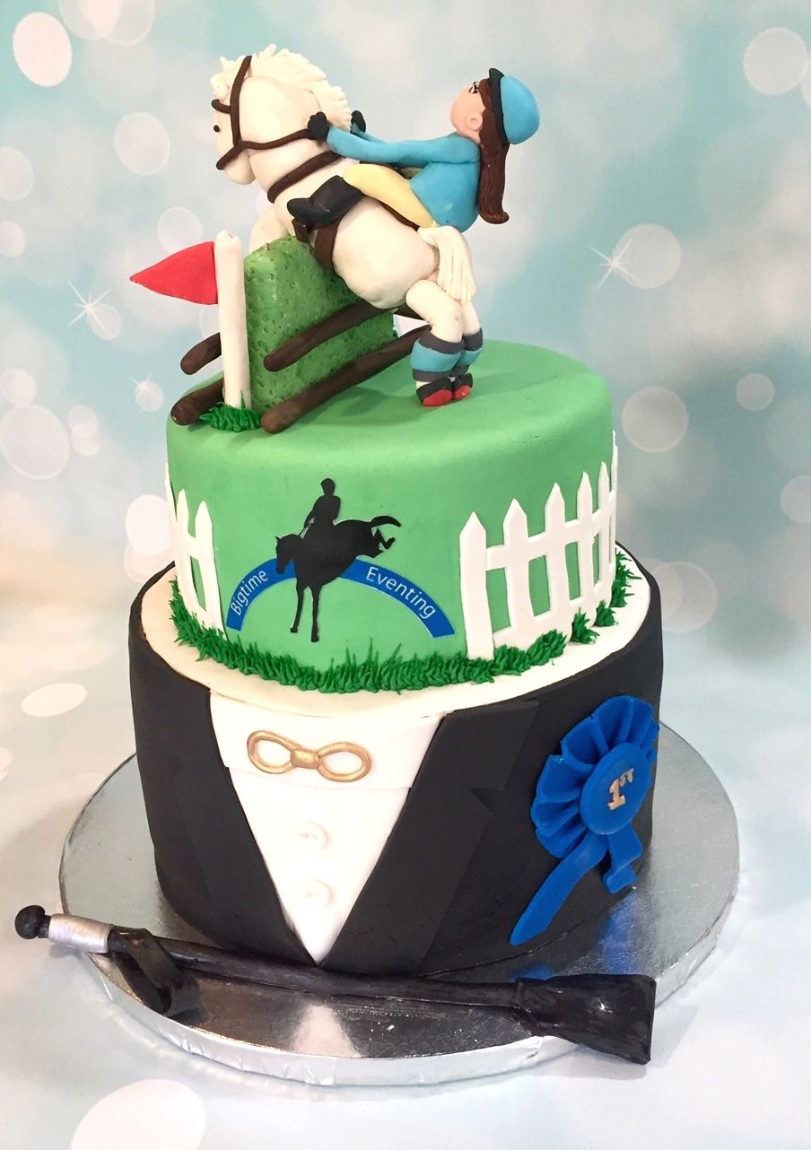 Equestrian Horse Riding Cake In 2019 Horse Cake