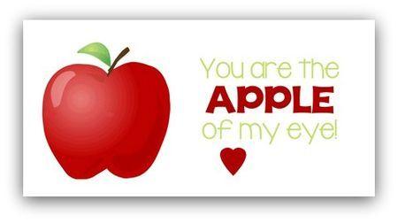 apple puns for teachers - Google Search | Apple of my Eye