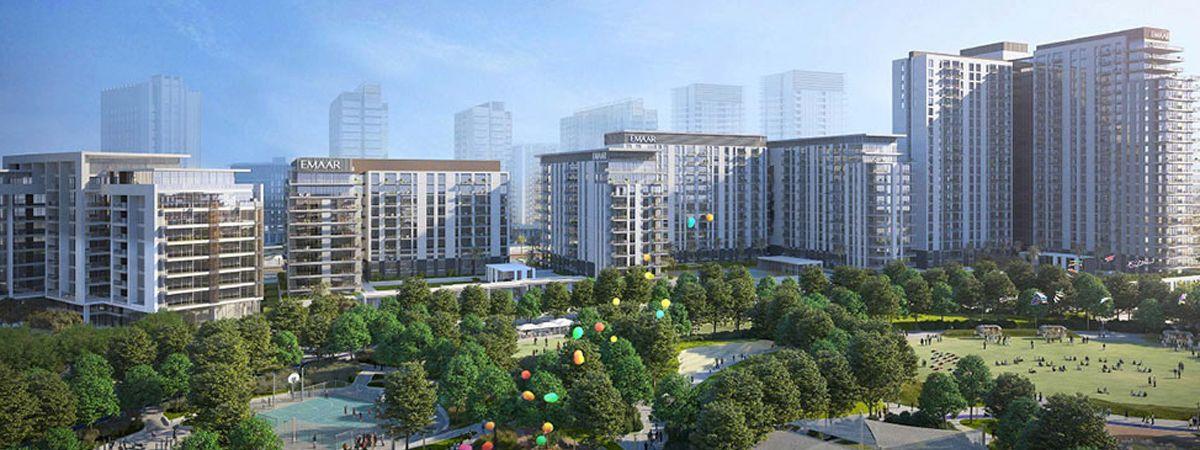 Park Ridge Apartments For Sale in Dubai Hills ...