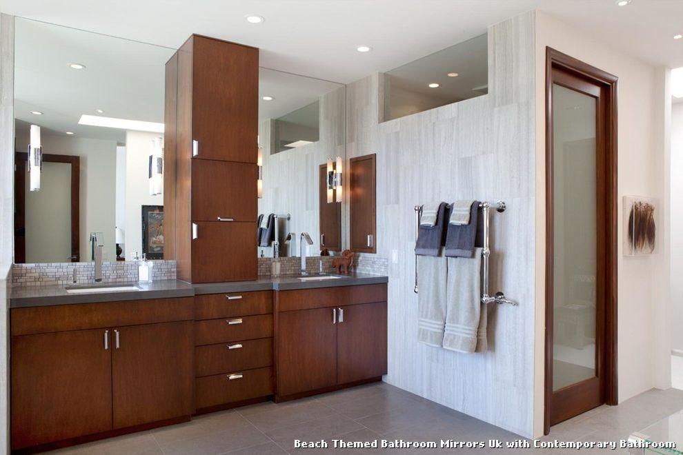 Beach Themed Bathroom Mirrors Uk