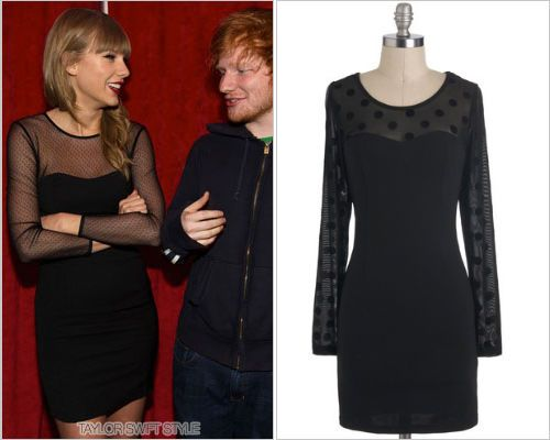 GET THE LOOK: Modcloth 'Vivacious Las Vegas' dress- $54.99