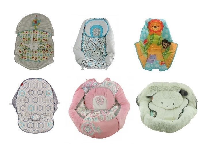 d1ca995c6ce2 Details about NEW ~ Fisher Price SWING Replacement Pad Cover Cushion ...