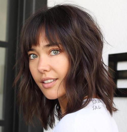 70 Devastatingly Cool Haircuts For Thin Hair Medium Length Hair Styles Haircuts For Wavy Hair Wavy Beach Hair