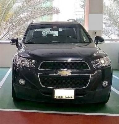 2012 Chevrolet Captiva Lt Excellent Condition Car Ads