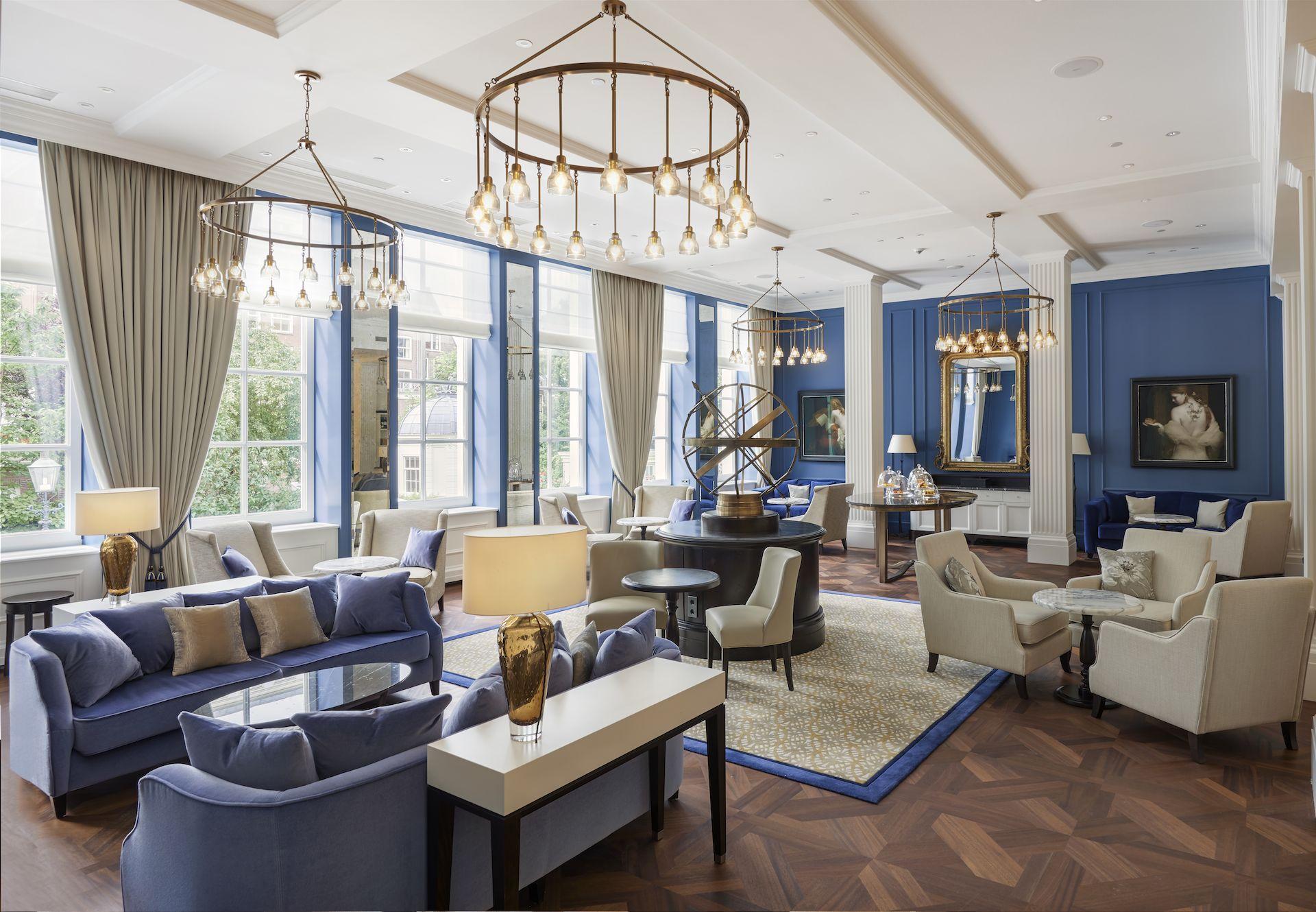 G A Design Luxury Interior And Architectural Design Waldorf