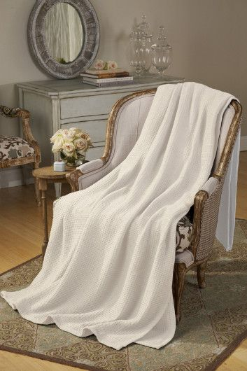 Tranquility Cotton Blanket Outlast Blanket Temperature Control