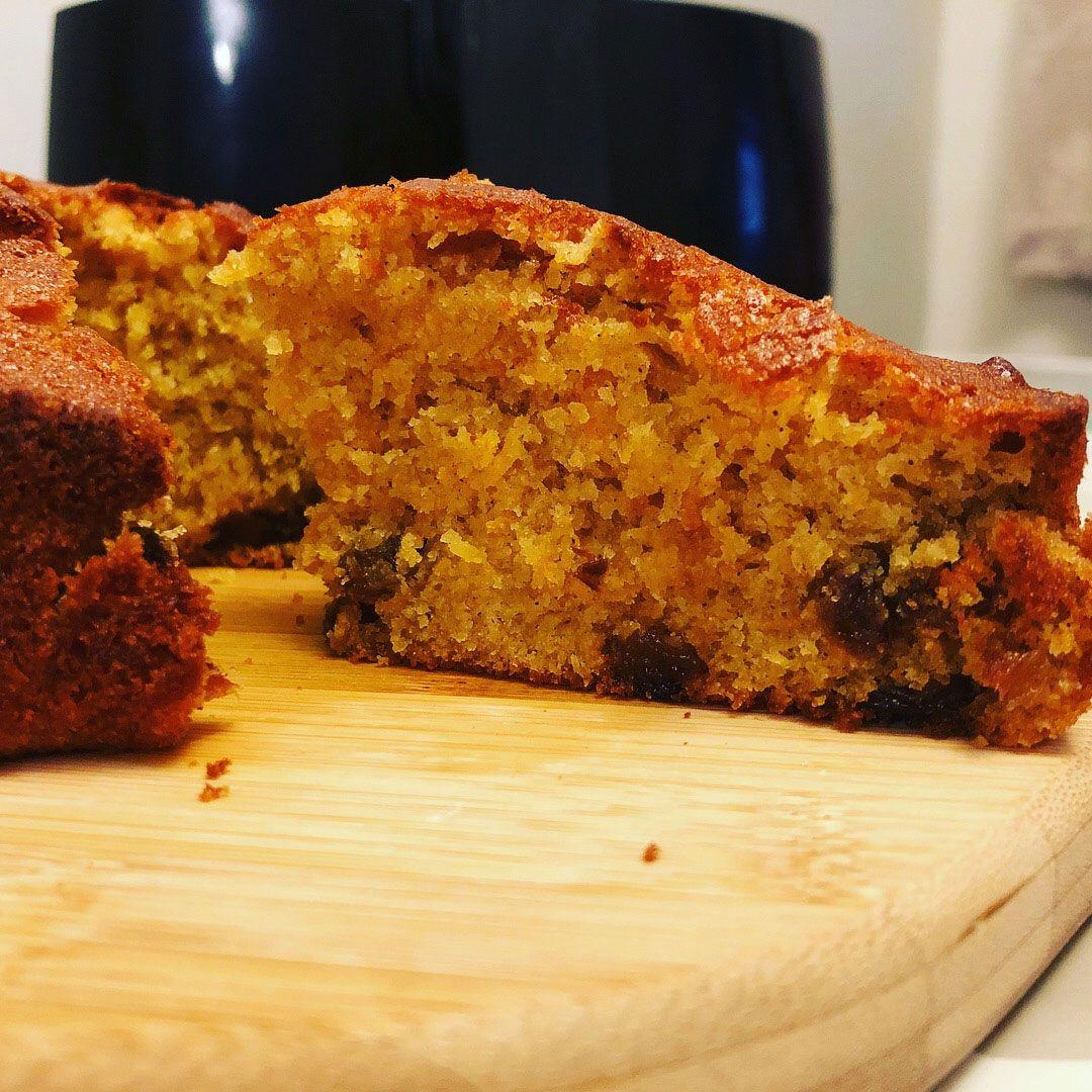 Air Fryer Carrot Cake Recipe Air fryer cake recipes