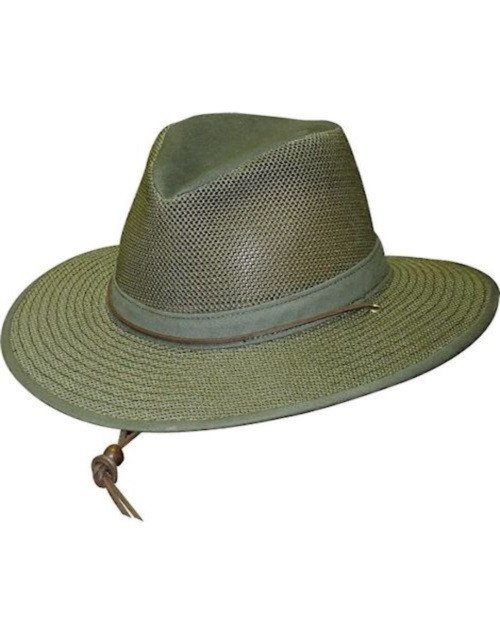 Henschel 5310-36 Aussie Packable Mesh Breezer Hat  dbdacf8a9479