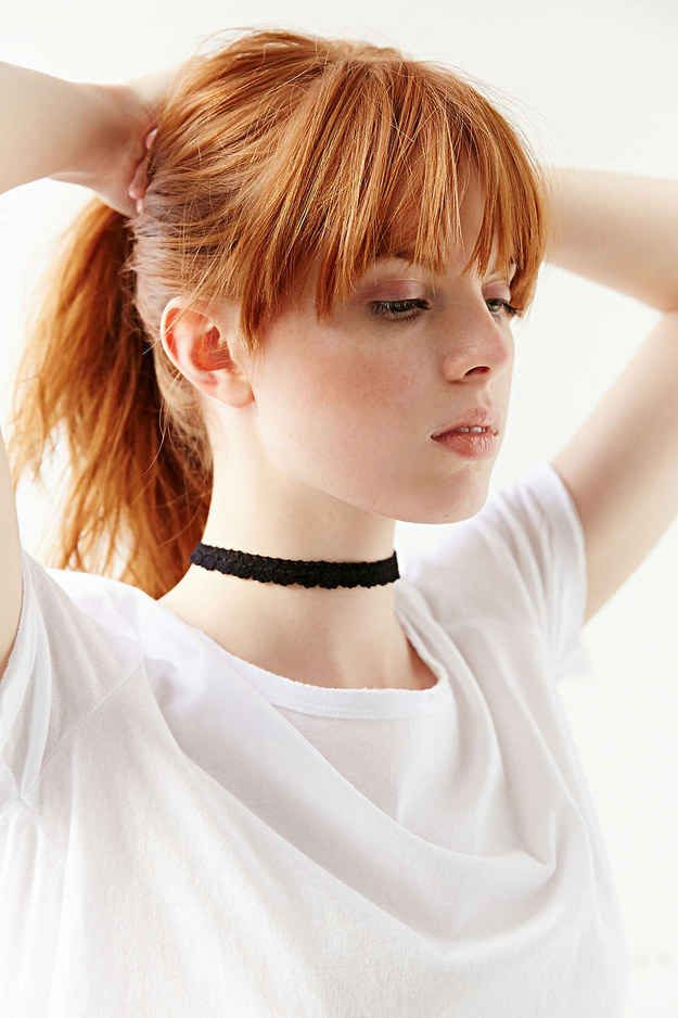 19 Chokers That Will Sexually Awaken Your Look Girls Pinterest