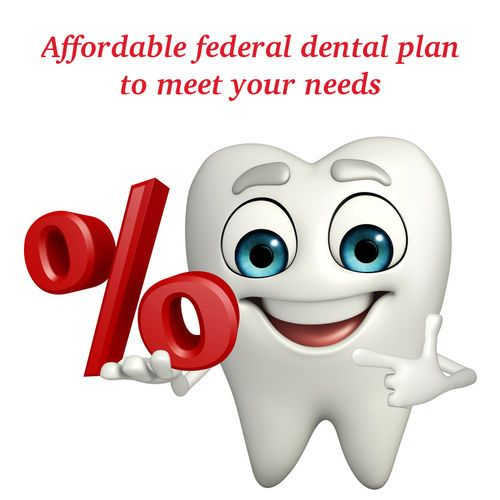 Find The Most Affordable Nationwide Dental Plans For Federal And