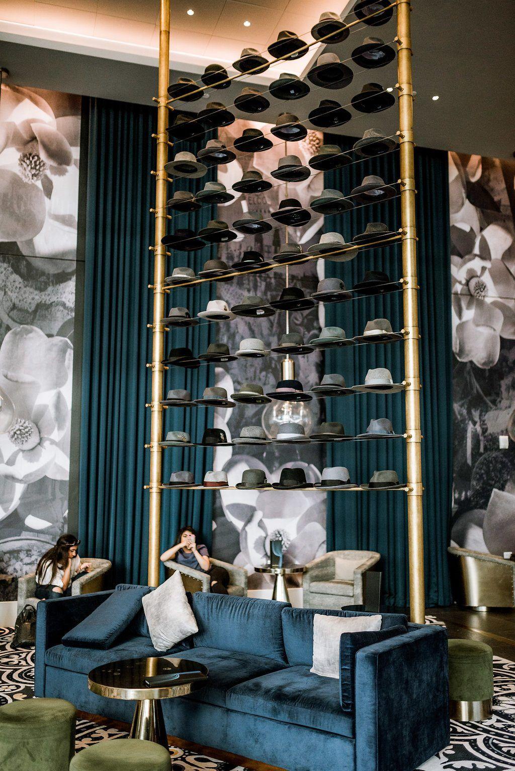 A Weekend Downtown Elle Apparel By Leanne Barlow Hba Design Luxury Hotels Interior Hotel Interior Design
