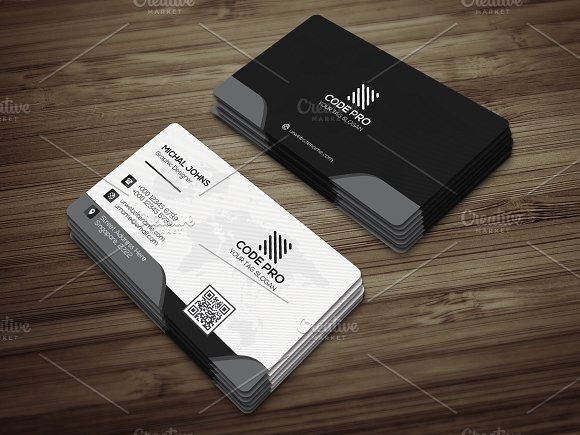 Business cards templates features fully customizable and business cards templates features fully customizable and editable business card wajeb Images