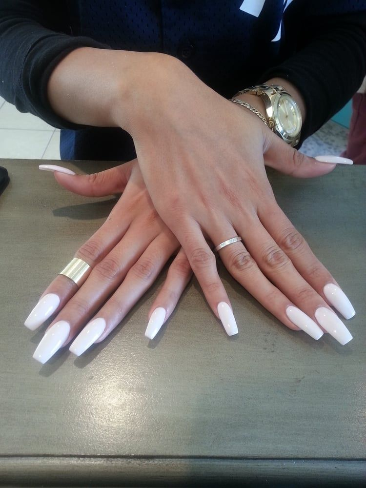 Photo of french tip nail salon glendale ca united for Acrylic toenails salon
