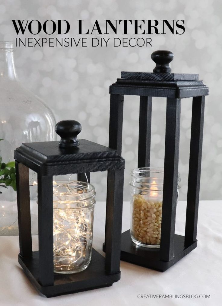 Photo of How to Build a Simple Wood Lantern