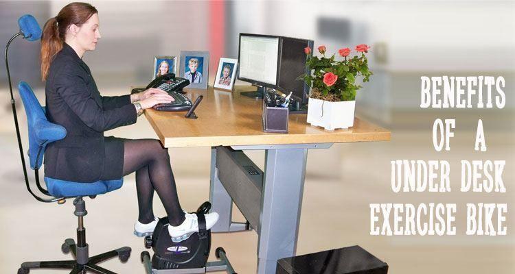 7 Amazing Benefits Of Using An Under Desk Exercise Bike Exercisebikereviewer Exercisebikes