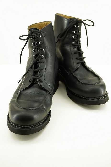 Paraboot Men S Boots Black Paraboot Boots Head To
