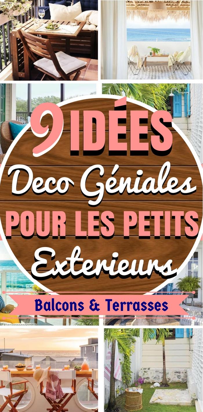 Comment Amenager Une Petite Terrasse Et Ou Un Petit Balcon