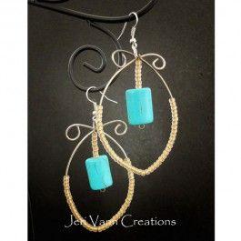 Jeri Vann Creations is now on 9th & Elm http://9thelm.com/jeri-vann-creations #jewelry #necklace #bracelet #earring