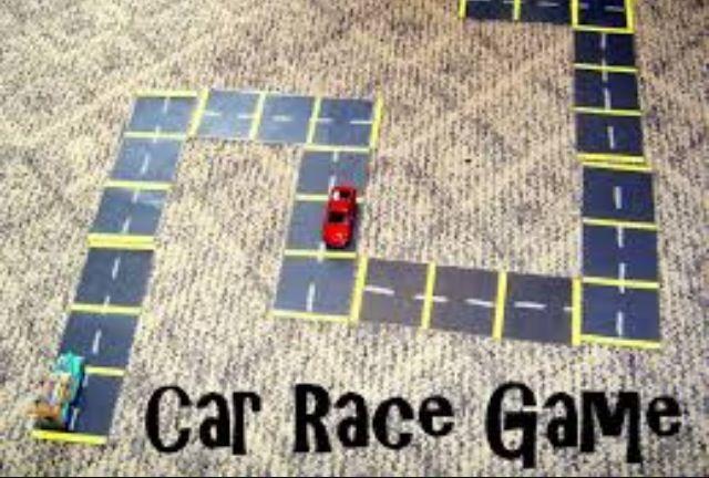 Car Craft Game Following Jesus Activities Preschool Games