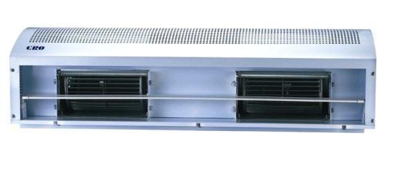 380v 8 Meters Installation Height Industrial Air Blower Door