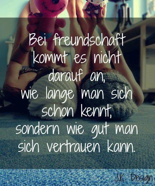 Eine Wirklich Gute Freundschaft Ist Mit Keinem Geld Der Welt