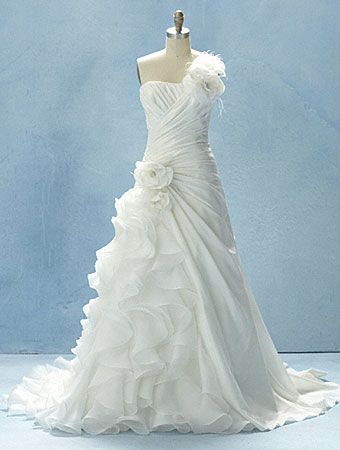 Disney Fairy Tale Weddings by Alfred Angelo - 2012 Gown Collection ...