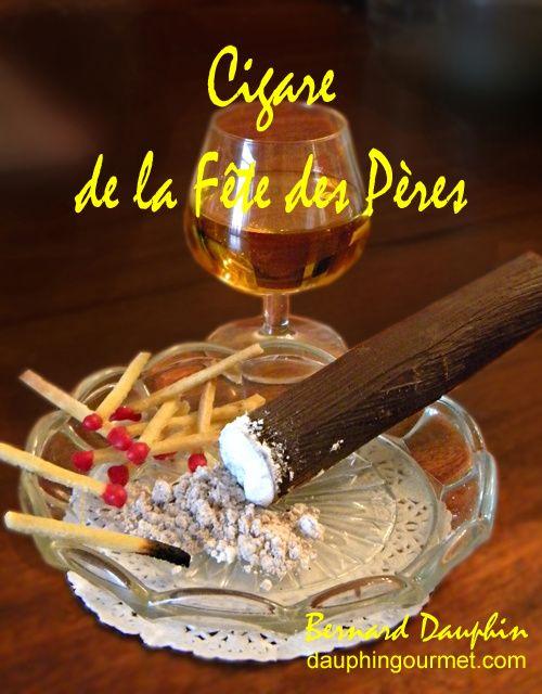 CIGARE DE LA FETE DES PERES AUX 2 GANACHES