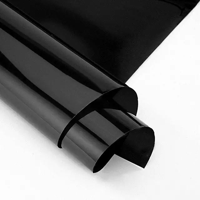 Professional Dark Smoke Black Auto Car Window Glass Tint 15 Vlt Shape Film 600x50cm Car Styling Window Foils Solar Tinted Windows Black Car Window Tint Film