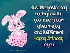 8.th birthday wishes
