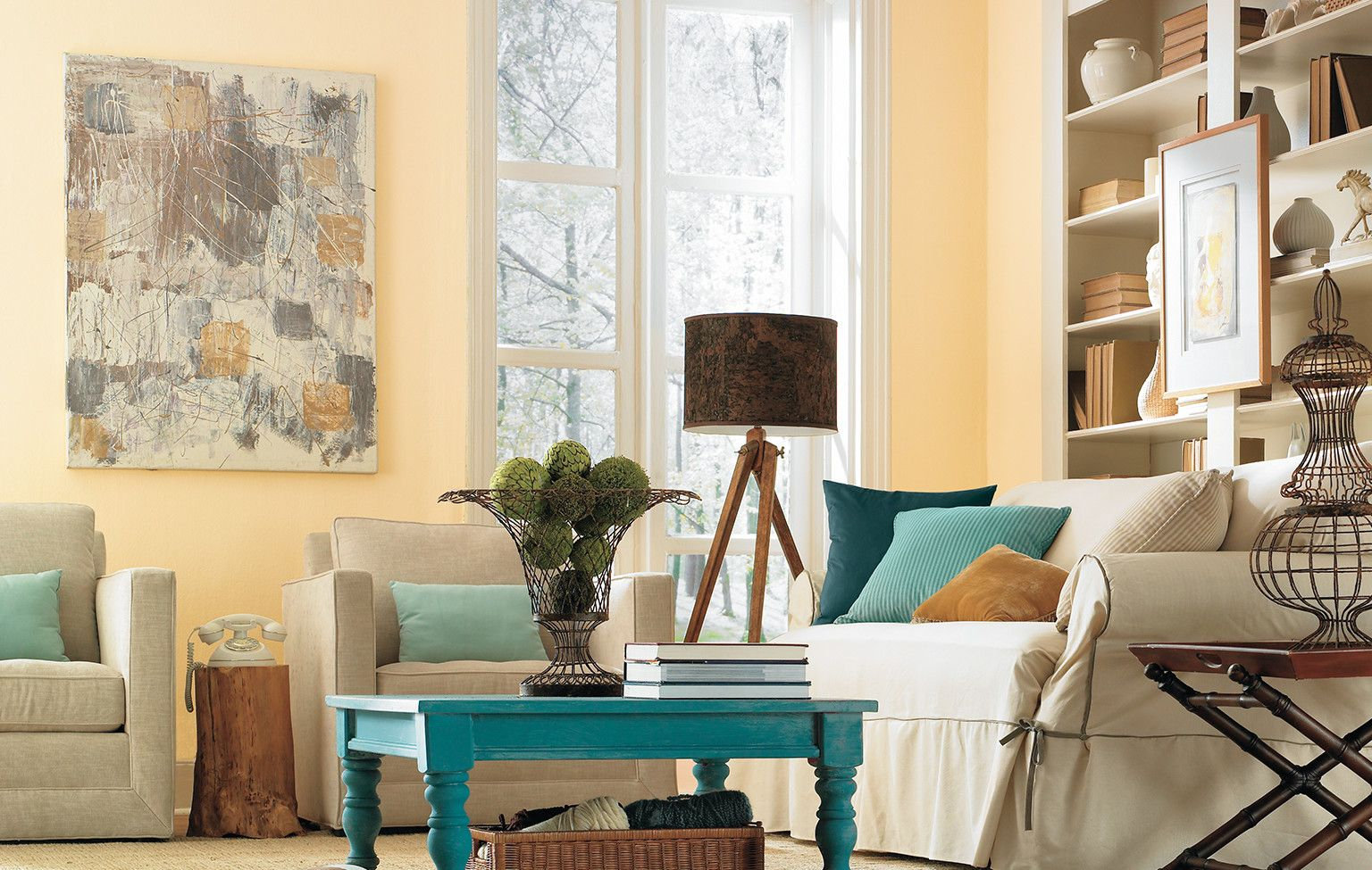 The Top Living Room Colors Of 2017 The Hottest Living Room Colors To Kick Off This Year Get Trendy Accent Walls In Living Room
