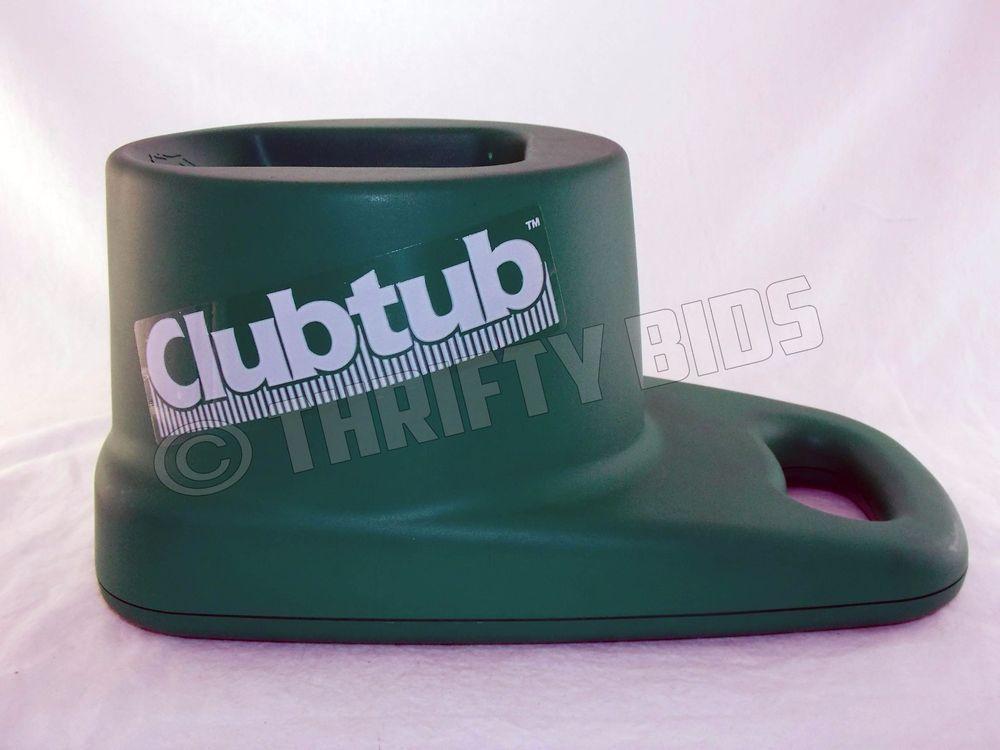 Denali Club Tub Golf Club Cleaner Green Quick Club Cleaner