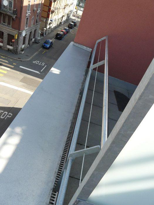 Galerie - Kategorie Geländer/Brüstungen aussen Geländer Außen - terrassen gelander design