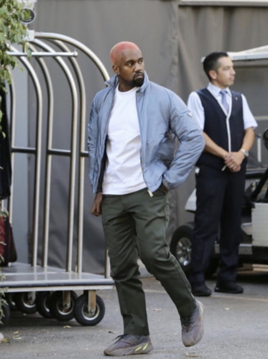 Kanye west style, Yeezy outfit