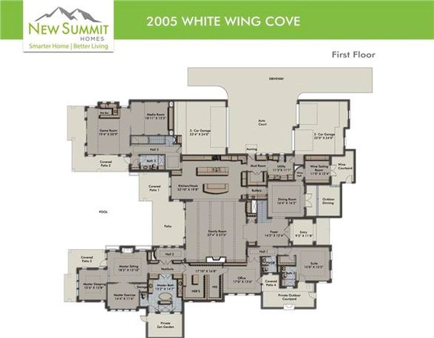 Westlake Home For Sale White Wings Summit Homes West Lake