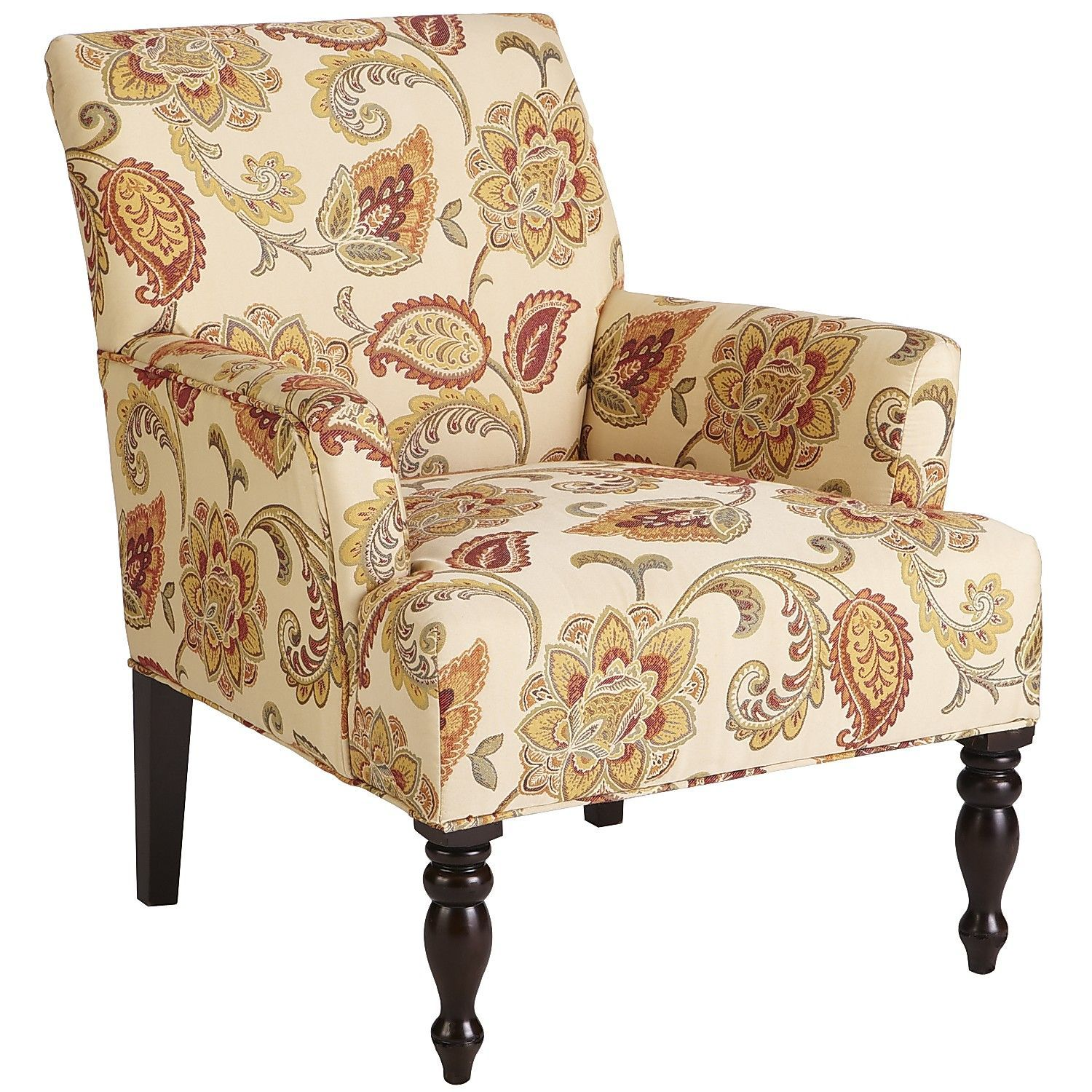 Best Liliana Armchair Jacobean Pier1 This Would Make The 400 x 300