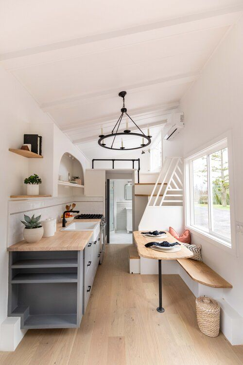 Cambria Tiny Home — Handcrafted Movement