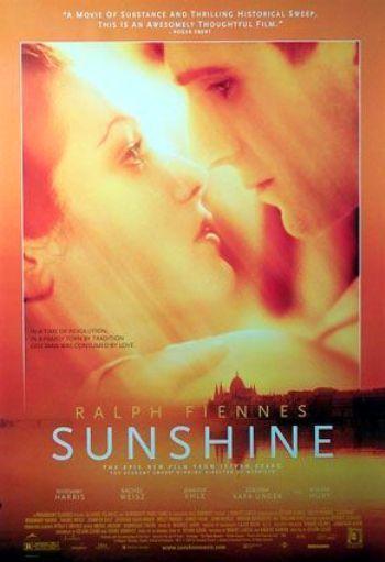 Details about SUNSHINE -1999- orig 27x40 movie poster- RALPH FIENNES, RACHEL WEISZ - Reg Style #edwardianperiod