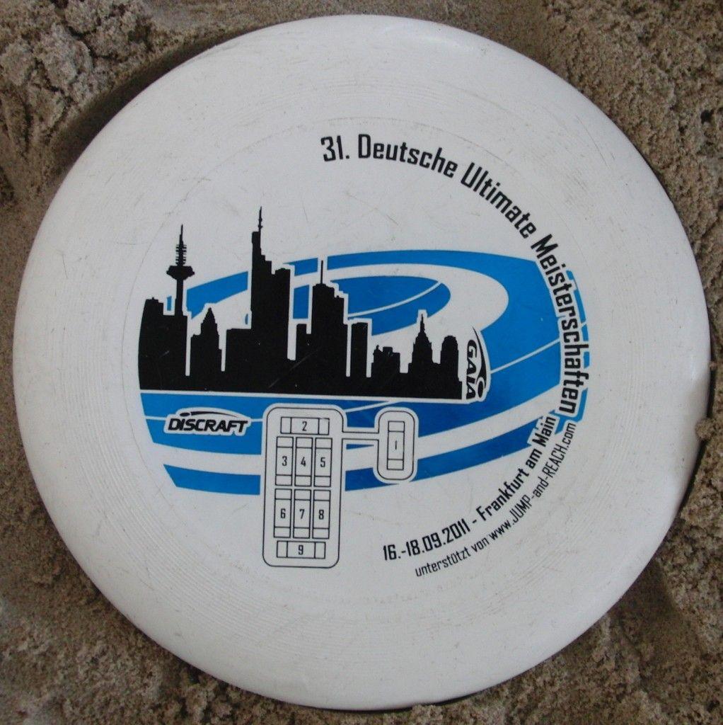 Ultimate Frisbee Frankfurt