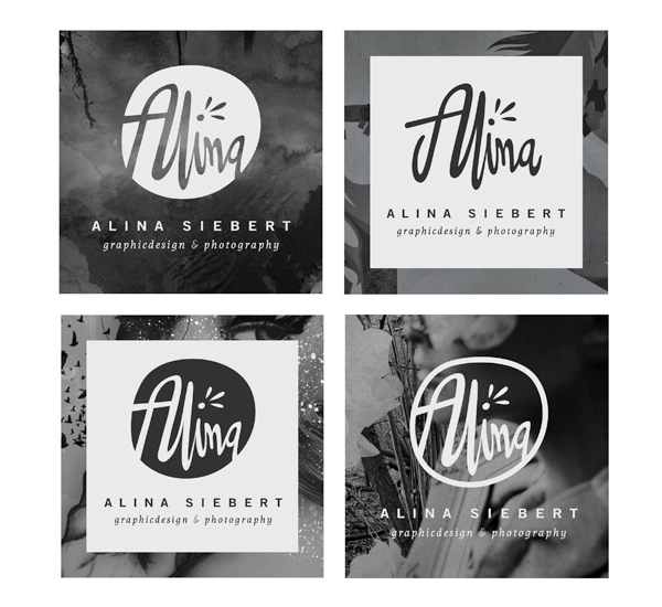 Great Examples of Personal Logos and Branding Personal