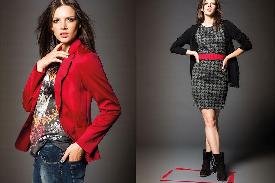 2014 fall plus size fashions   Plus Size Clothing KITANA by ...