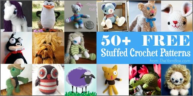 What An Amazing Collection Of Over 50 Free Amigurumi Crochet