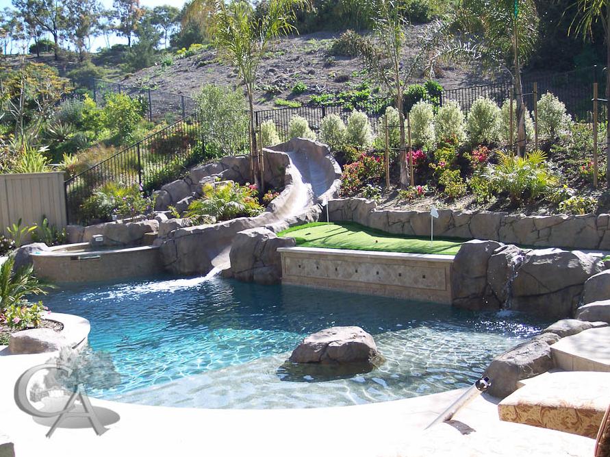 Beautify Your Backyard With Elegant Stylish Pool Designs Check Here Enchanting Backyard Pool Designs