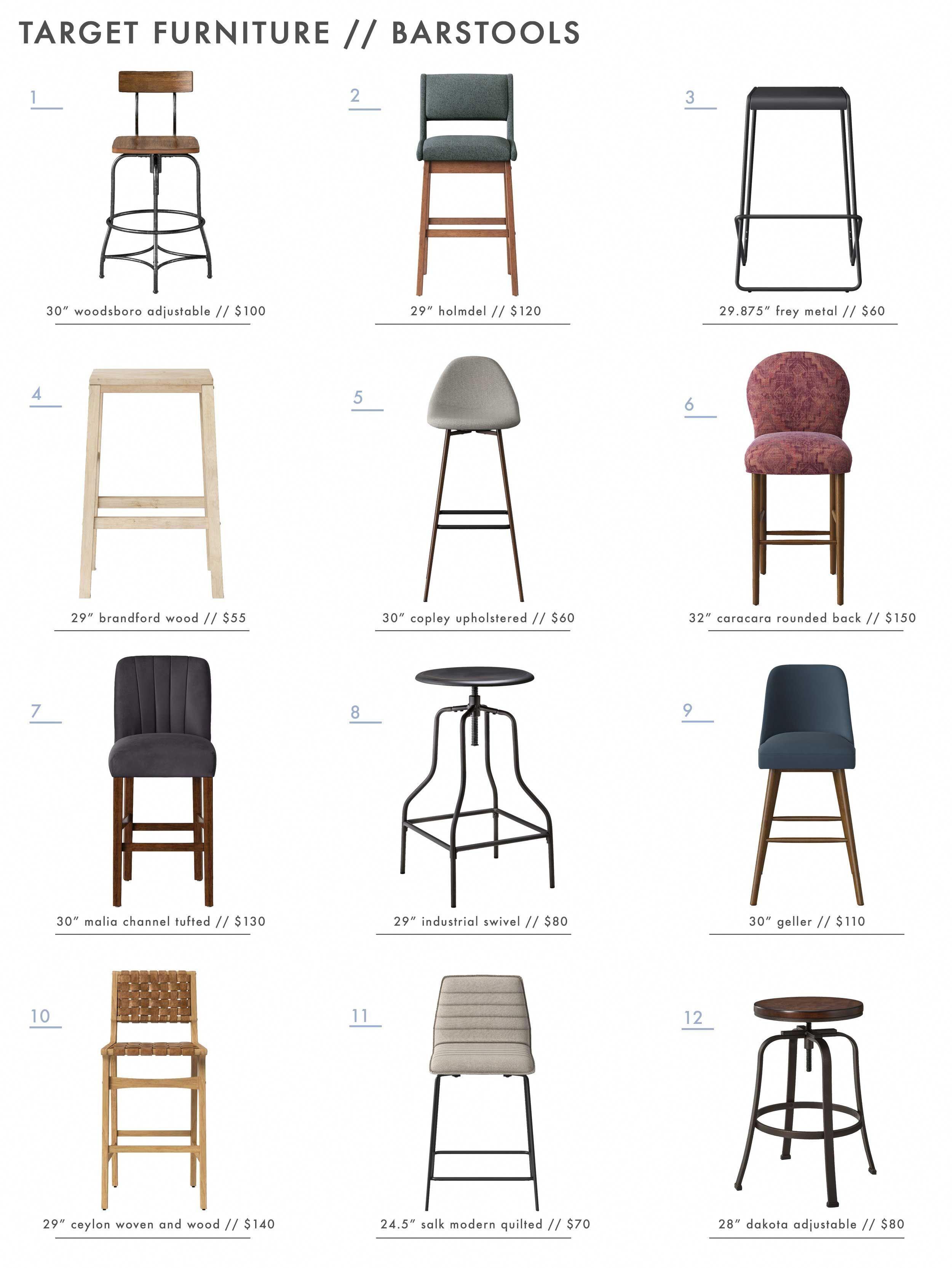 Terrific Target Best Bar Stools Home Style Targethomedecor Theyellowbook Wood Chair Design Ideas Theyellowbookinfo